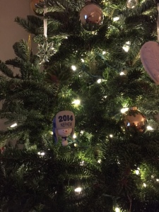 Ornament for Brady!! 2014 is his first Christmas :) I'm a proud aunt for sure!